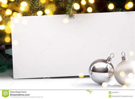 blank christmas invitation background