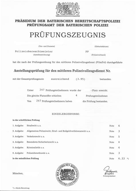 dateipruefungszeugnis bayerische polizei mpvdgif wikipedia