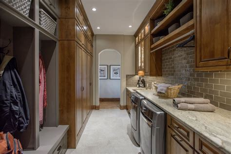 laundry room mudroom butlers pantry davinci remodeling