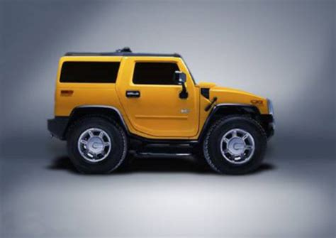 hummer working  small suv   news top speed