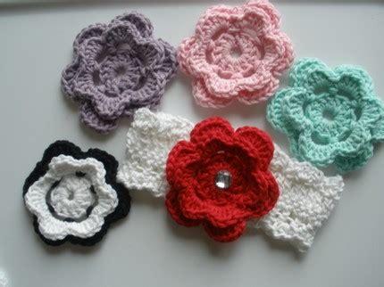 crochet hair band oh etsy 4girlsblog