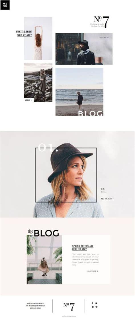beautiful modern clean  fresh website design template