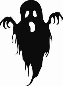 Spooky Ghost Wall Art Mural - Trendy Wall Designs