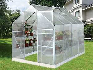 Serre De Jardin Polycarbonate : serre jardin polycarbonate hortensia 59490 ~ Dailycaller-alerts.com Idées de Décoration