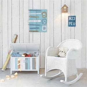 Rocking Chair Maison Du Monde : 39 best esprit marin deco images on pinterest beach cottages beach decorations and beach houses ~ Teatrodelosmanantiales.com Idées de Décoration