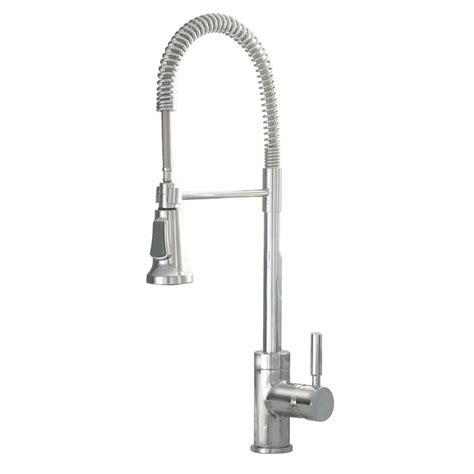 Industrial Kitchen Faucets by Industrial Style Chrome Pull Kitchen Sink Faucet Ebay