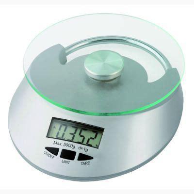 balance de cuisine digitale 5 kg rondo silver achat