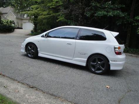 Find Used 2004 Honda Civic Si Ep3 Hatchback Rare Hfp