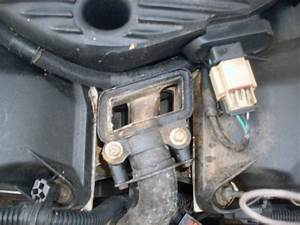 Dododge Intrepid Water Outlet Box Failure  2002 Dodge