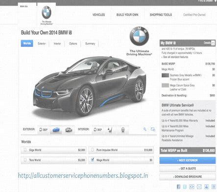 Bmw Customer Service Phone Number by Bmw Financial Services Customer Service Phone Number