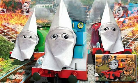 nra depicts characters  thomas  friends