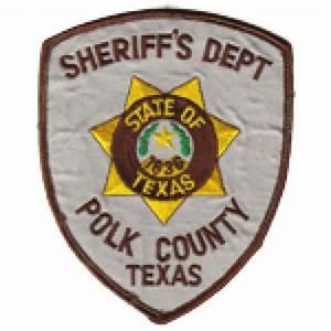 Deputy Sheriff X. Rhodes, Polk County Sheriff's Office, Texas