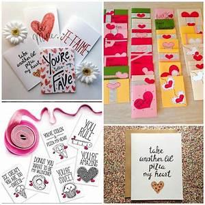 Handmade Valentine Card Ideas - With Our Best - Denver ...