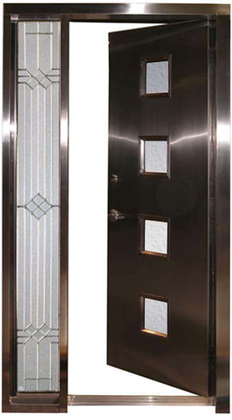 stainless steel doors securall stainless steel doors custom doors industrial