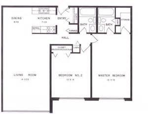 2 bedroom 2 bath floor plans apartments for rent near bloomington il apartment mart