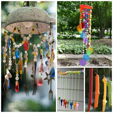 wind chime crafts growing a jeweled 974 | wind%2Bchime%2Bcrafts