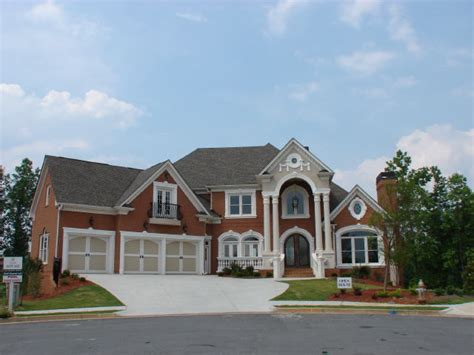 Home Builders In Ga by New Estate Homes In Suwanee Many Estates Are