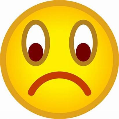 Sad Clip Face Happy Smiley 1259 Clipart