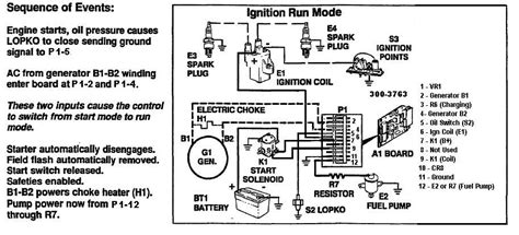 need schematic drawing of onan 300 3763 circuit board irv2