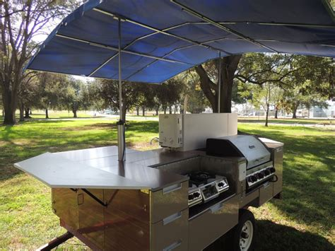 Tent Camping Made Easy With This Outdoor Kitchen From