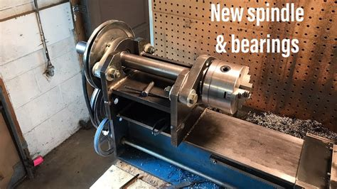 headstock bearings spinde home  lathe part