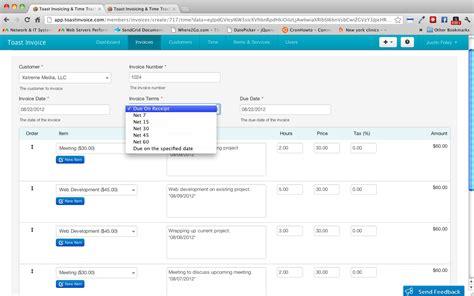 invoices invoice template ideas