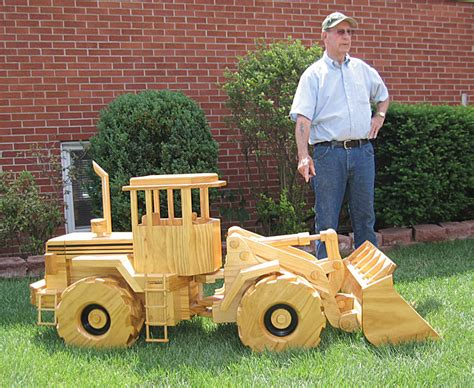 plans wooden tractor plans  youtube