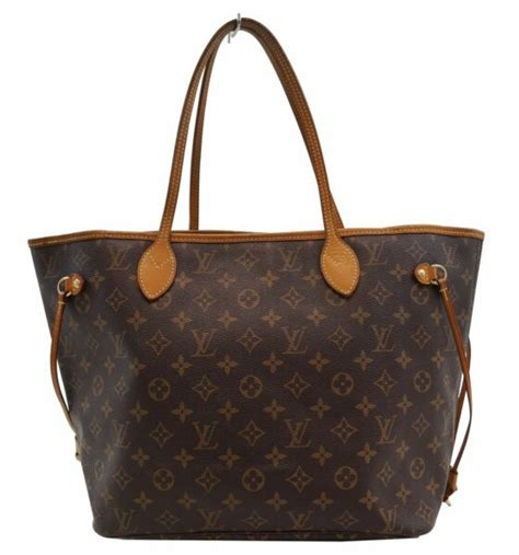 buy authentic louis vuitton monogram neverfull mm shoulder