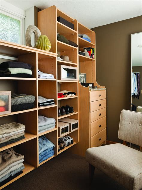Closet Storage Units by Modular Closet Systems Hgtv