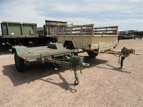military trailer cer 1996 military m116a2 trailer for sale lamar co 165 18