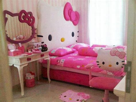 27142 hello kitty bedroom furniture غرف نوم اطفال بنات لولو كاتي المرسال