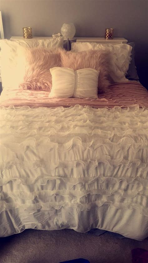 light pink and gray bedding 17 best images about thinking of my first house on