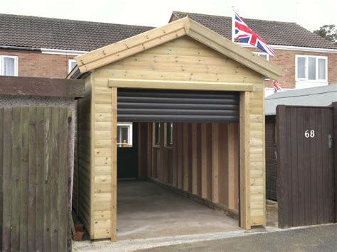 single garage door single garage