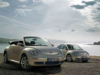 Beetle Volkswagen Wallpapers Cabrio Freestyle Architecture