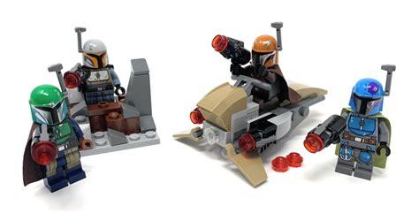 LEGO Star Wars Mandalorian Battle Pack (75267) Review