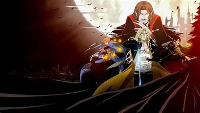 Castlevania Netflix Anime Season Saison Wallpapers 1080p