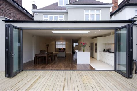 prefabricated kitchen island house extension ideas by dfm architects design for me