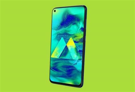 samsung galaxy m40 to launch june 11 here re the details