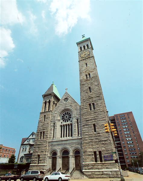 jersey city saint john  baptist churches