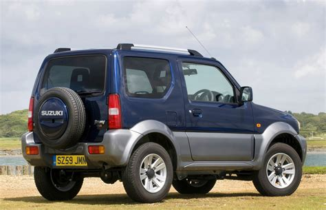 Jimny Suzuki by Suzuki Jimny Estate Review 1998 2018 Parkers