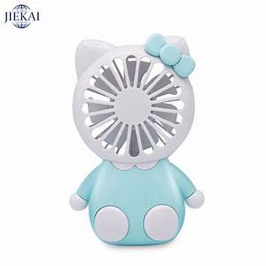Jual Kipas Angin Usb Portable Usb Karakter    Fan Mini Usb