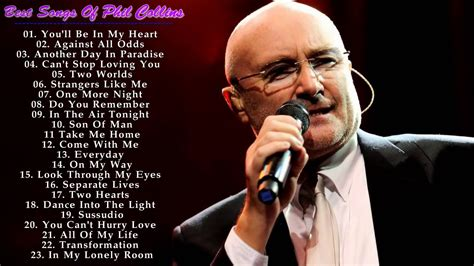 phil collins best songs best songs of phil collins phil collins s greatest hits