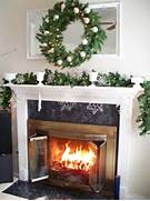 Fireplace Mantels The Green Way All Fireplace Surrounds Should Be Installed According To Local Stovax Decorative Arched Insert Fireplace With Pembroke Wood Mantel DON T Just Put Any Old Items On Your Mantel Include Things That
