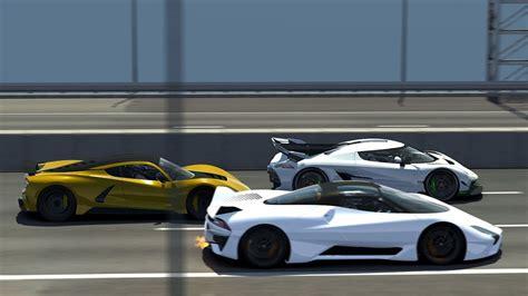 2019 koenigsegg jesko vs 2019 bugatti la voiture noire. Top Speed Race Hennessey Venom F5 vs Koenigsegg Jesko vs Bugatti Chiron SS vs SSC Tuatara ...