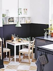 Kleine Schmale Küche Einrichten : 8 einrichtungsideen f r kleine r ume k che pinterest kleine k che raum und einrichtung ~ Frokenaadalensverden.com Haus und Dekorationen
