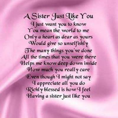 happy birthday quotes  sister   passed
