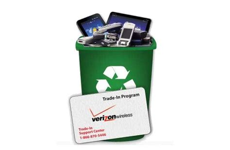 verizon s phone trade in program changes to electronic