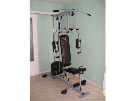 Banc De Musculation Decathlon Domyos Hg Clasf