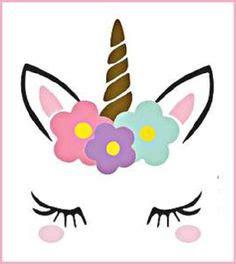 super cute unicorn face  crafts crafts pinterest