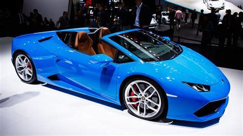 Lamborghini Huracan Modification by New 2017 Lamborghini Huracan Softtop Modification Debuted